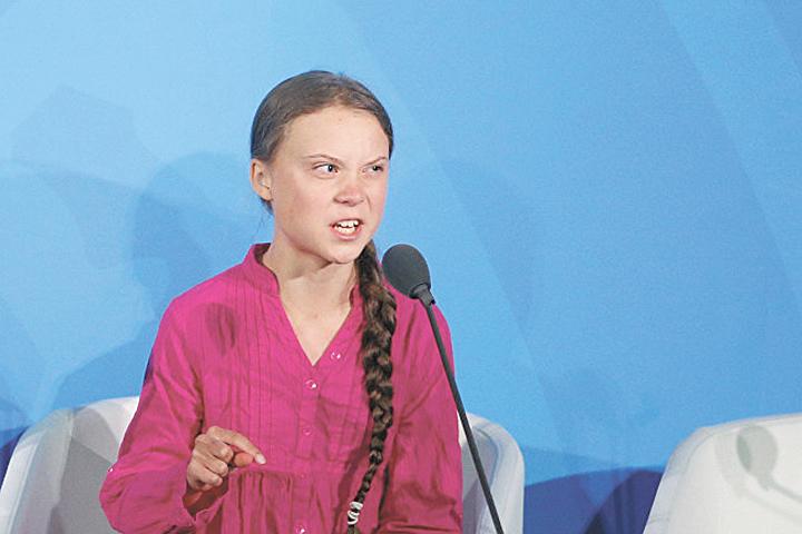 Грета тунберг против всех. как школьница поучает нефтяников и политиков — секрет фирмы