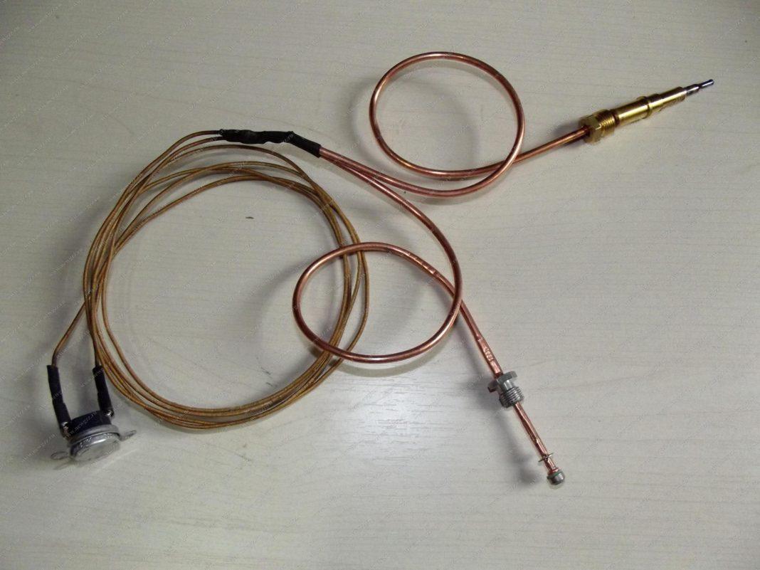 Как проверить и заменить термопару для газового котла?