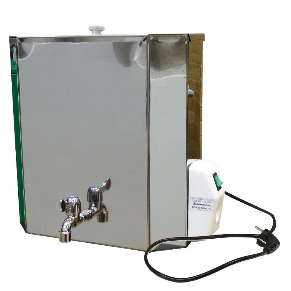 Водонагреватель для дачи наливной с нагревателем - выбираем с умом