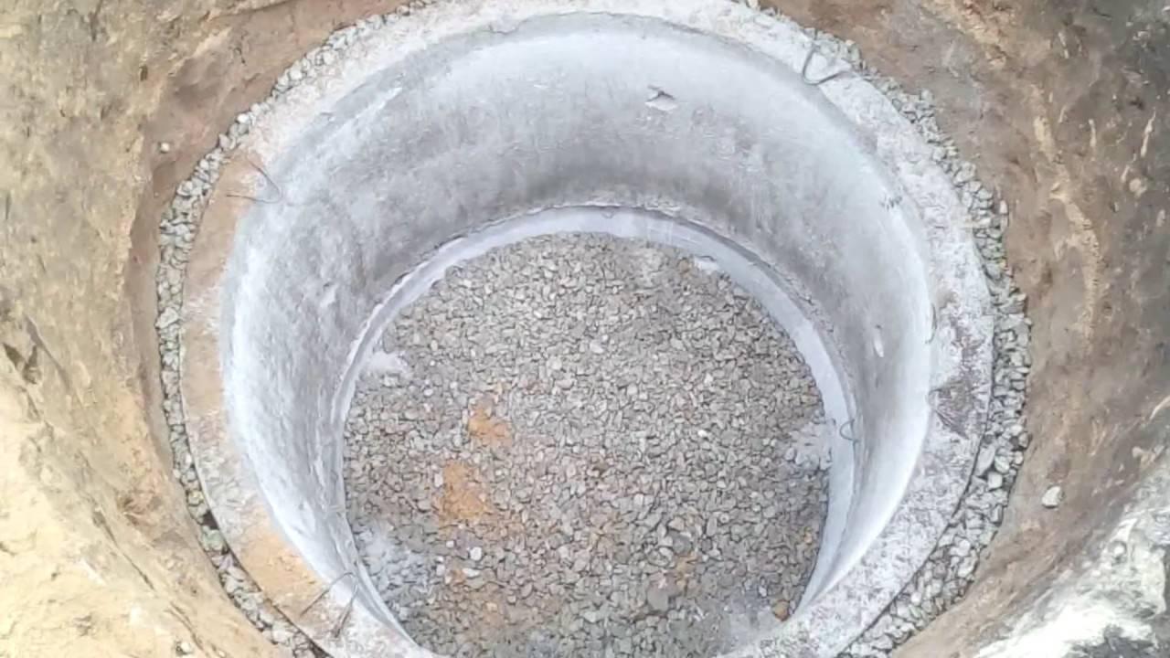 Выгребная яма: санитарные и строительные нормы и правила