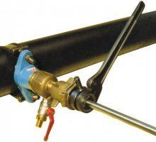 Как выполняется врезка в трубу водопровода – варианты для разных материалов