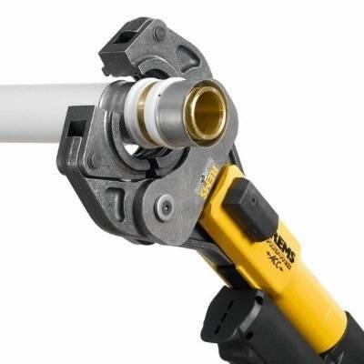 Пресс-клещи для металлопластиковых труб: как выбрать + инструктаж по использованию