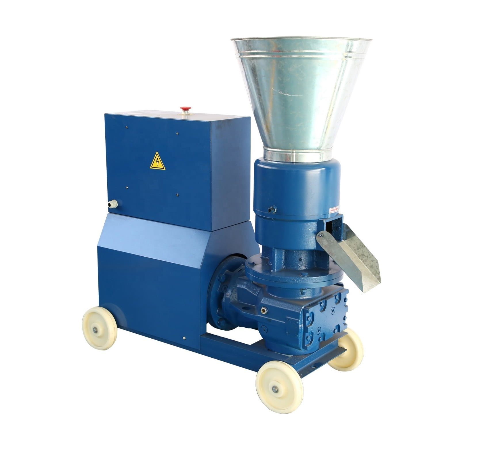Оборудование для производства пеллет: характеристики, цены