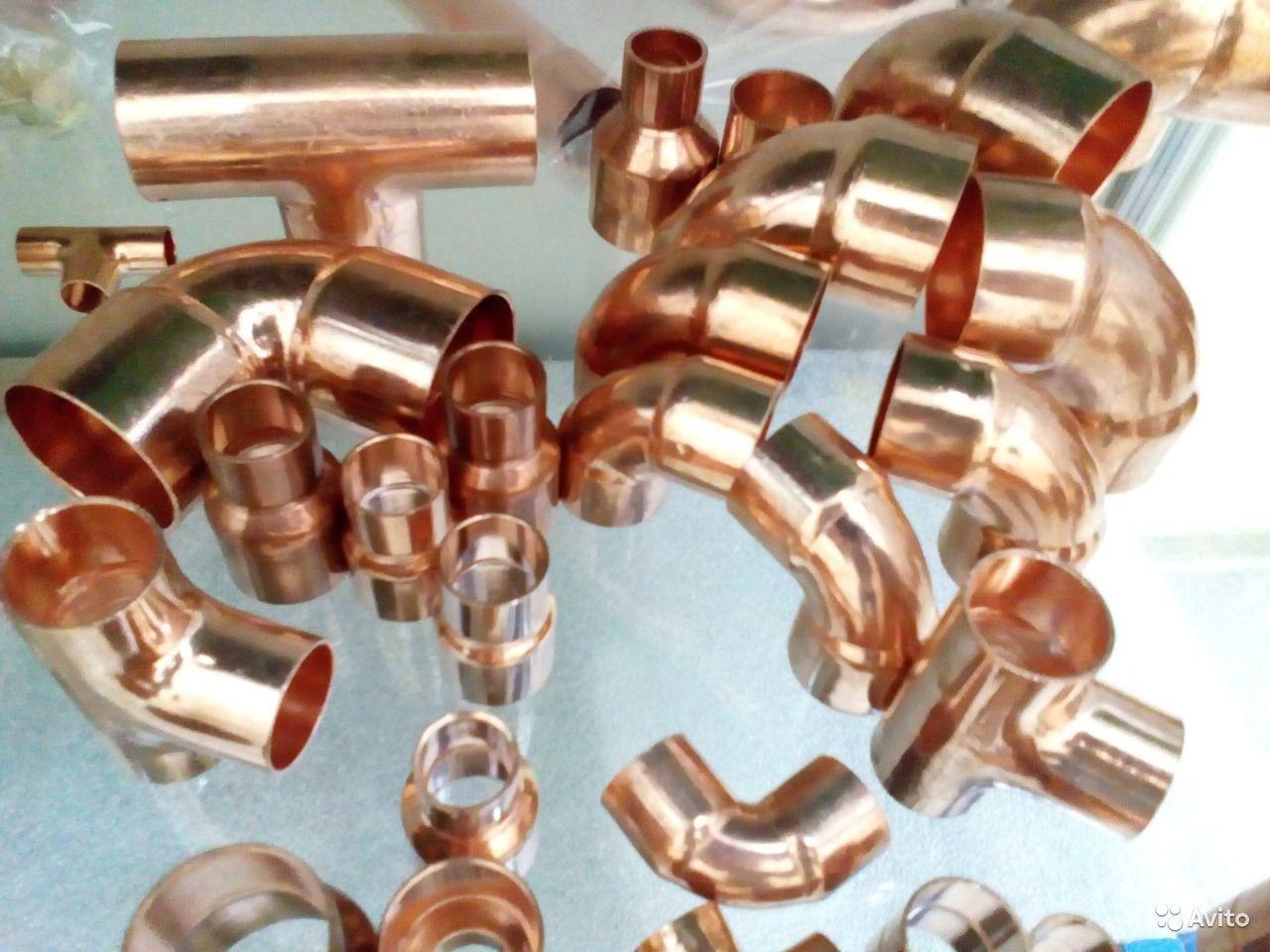 Размеры медных труб: таблица диаметров в дюймах и мм, обозначение, правила монтажа