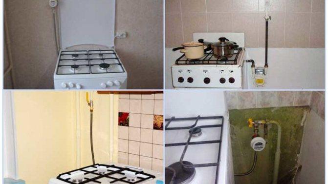 Перенос кухни в жилую комнату (51 фото) – возможности и ограничения