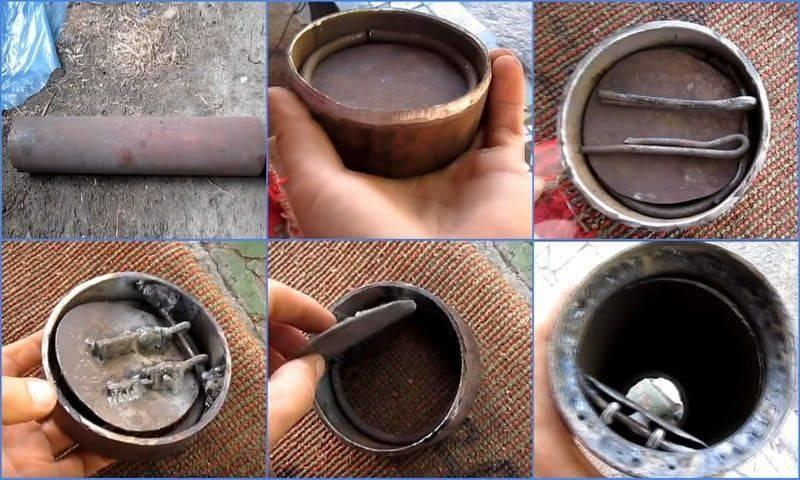 Как сделать желонку для чистки и бурения скважины своими руками - инструкция и чертежи