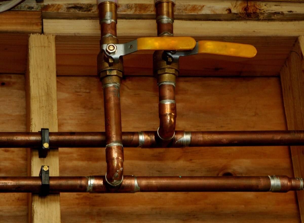 Медные трубы: характеристика, соединения для системы отопления - о главном