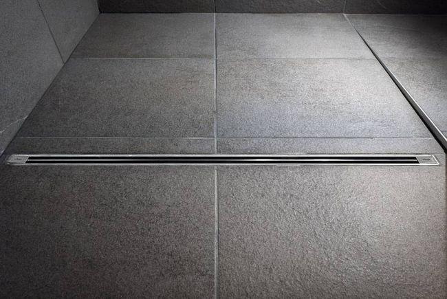 Как сделать слив в полу ванной комнаты или душ без поддона