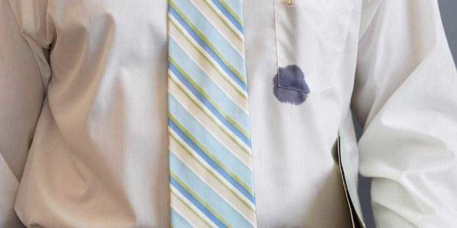 40+ советов ❔ как вывести пятно от шариковой ручки с одежды в домашних условиях