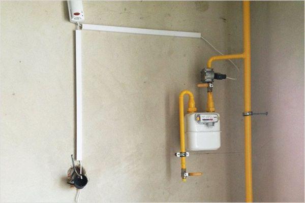 В доме меняют газовые трубы: особенности проведения ремонта и замены газовых труб в многоквартирном доме