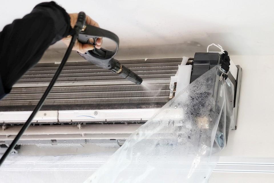 Как почистить кондиционер дома самостоятельно: правила чистки фильтра своими руками