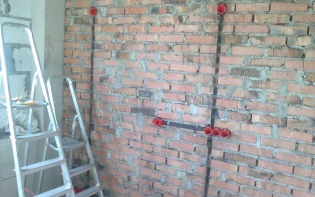 Основные советы по штроблению стен под проводку | элсис24