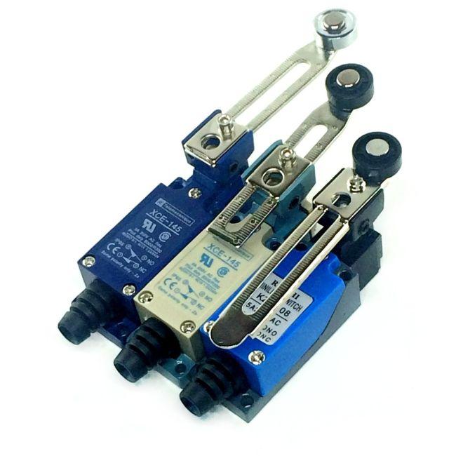 Концевой выключатель - монтаж, применение, принцип работы и обслуживание своими руками