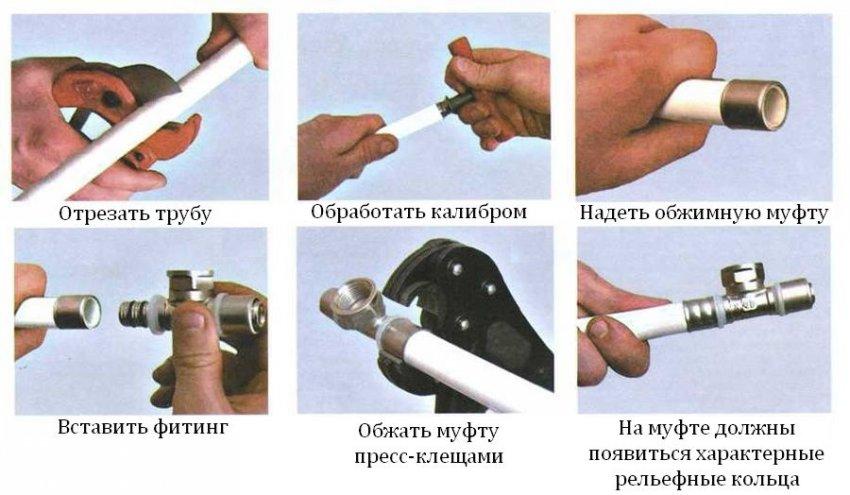 Какими инструментами резать чугунную трубу