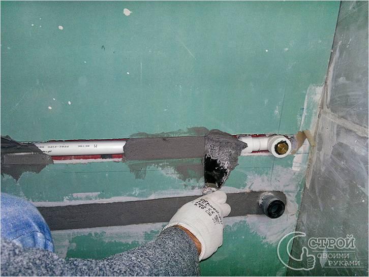Замена труб в ванной комнате: как не наделать ошибок при ремонте