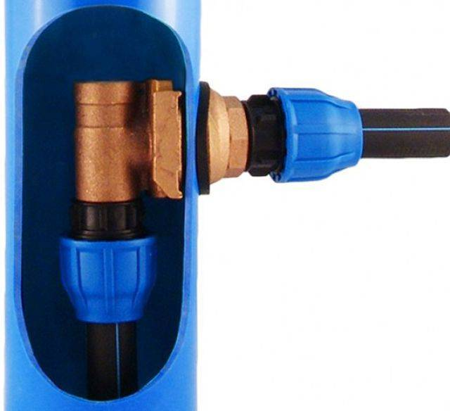Скважинный адаптер: назначение и установка | строй советы