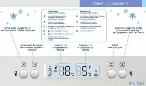 Какая температура должна быть в холодильнике - как выставить идеальные показатели для эффективной работы