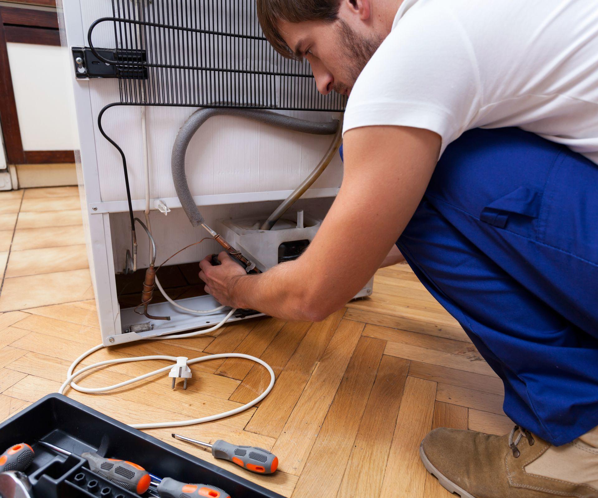 Терморегулятор для холодильника: как работает + как починить