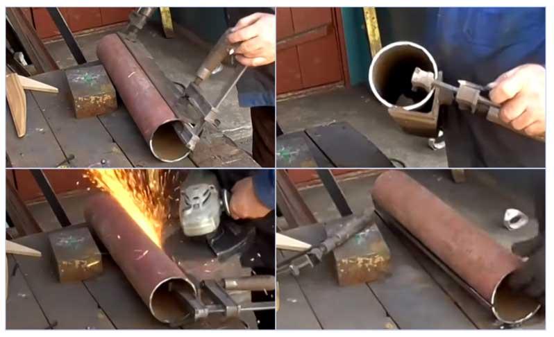 Резка труб под углом: плюсы и минусы разных способов