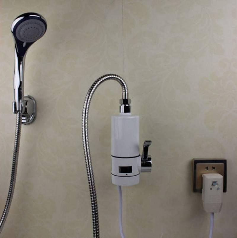 Как выбрать проточный водонагреватель: какой лучше + обзор брендов