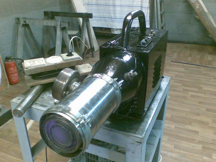 Дизельная тепловая пушка: непрямого и прямого нагрева, мощность для гаража, дачи
