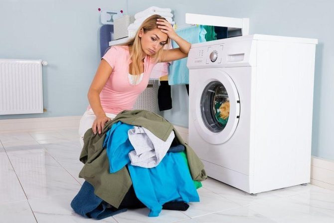 Почему не включается стиральная машина