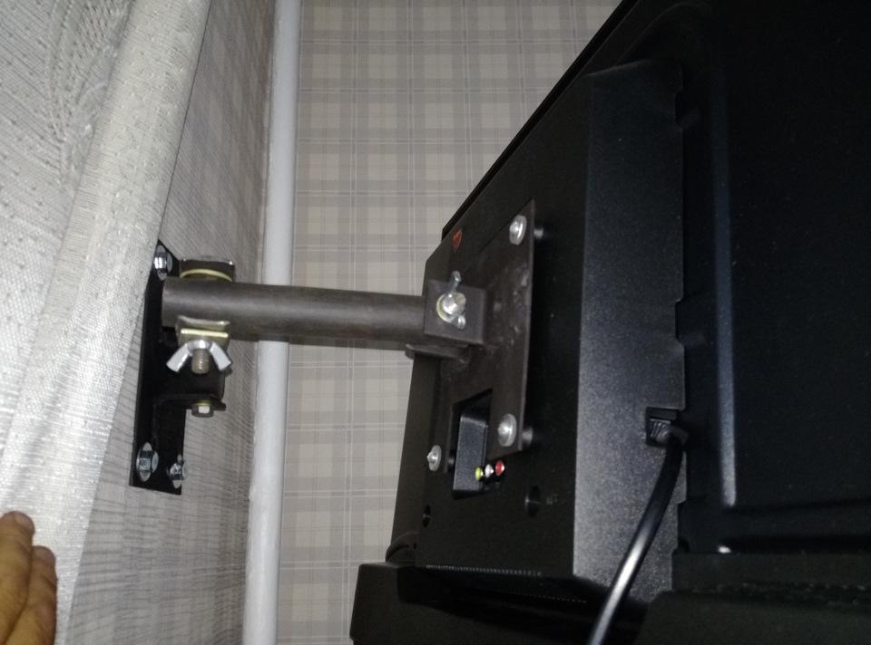 Как сделать кронштейн для телевизора своими руками: популярные варианты самоделок