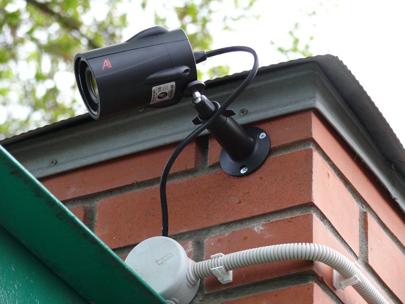 Видеонаблюдение для частного дома своими руками: как сделать правильно