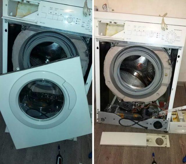 Как и чем почистить стиральную машину: лучшие способы + обзор специальных средств
