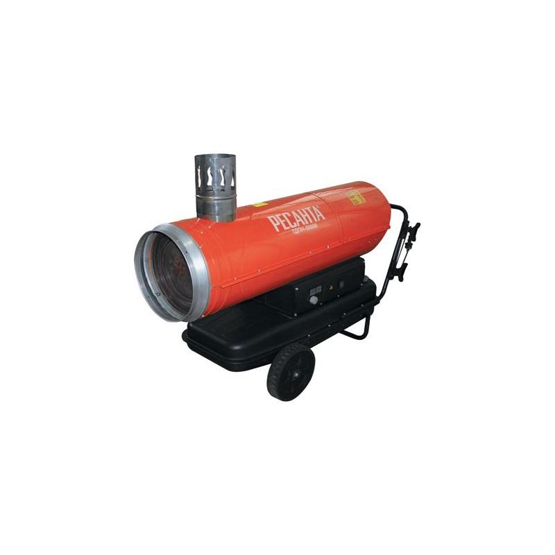 Электрическая тепловая пушка ресанта тэп-3000 (3 квт)