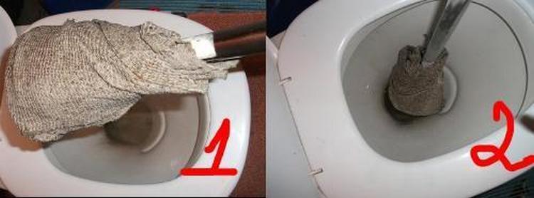 Как прочистить унитаз при засоре, если он забился: самостоятельно и в домашних условиях
