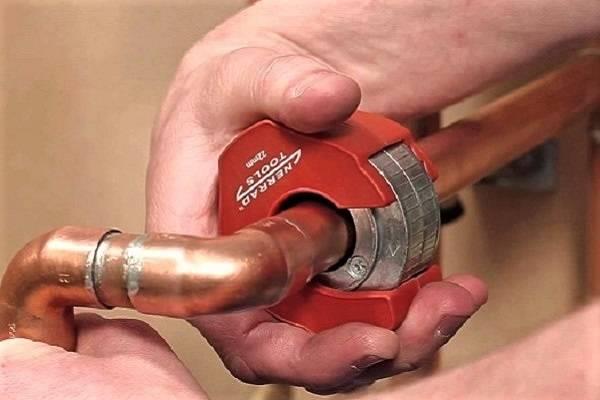 Все про медные трубы для отопления, водоснабжения, соединение труб