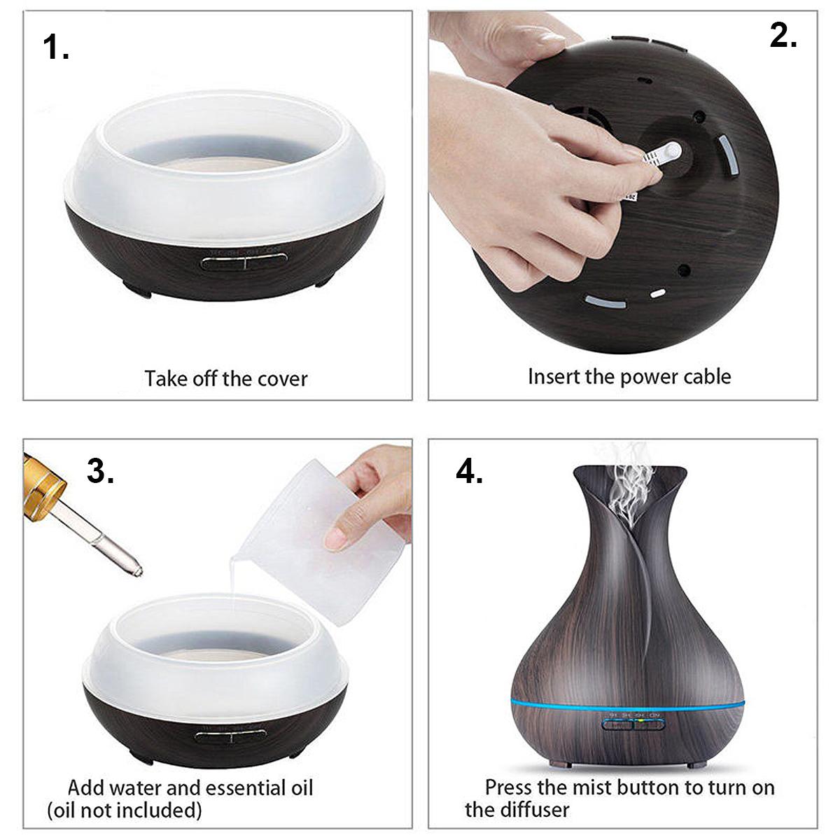 Как правильно использовать увлажнитель воздуха с функцией ароматизации