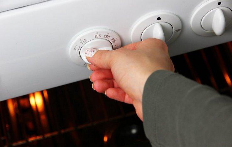 Как включить духовку в электрической плите