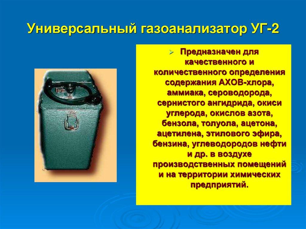 Газоанализатор - 115 фото и функциональные возможности современного прибора