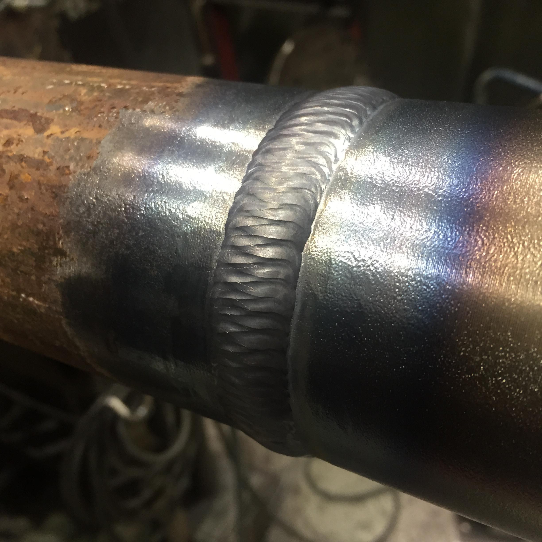 Сварка неповоротных стыков труб. технология сварки труб без поворота