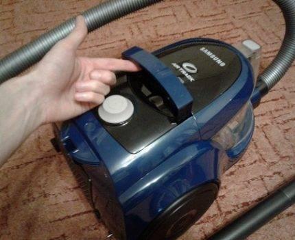 Обзор пылесосов самсунг (samsung) с аквафильтром | портал о компьютерах и бытовой технике