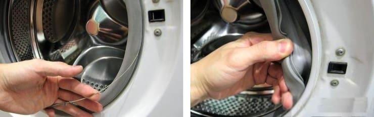 Как открыть стиральную машинку, если она заблокировалась