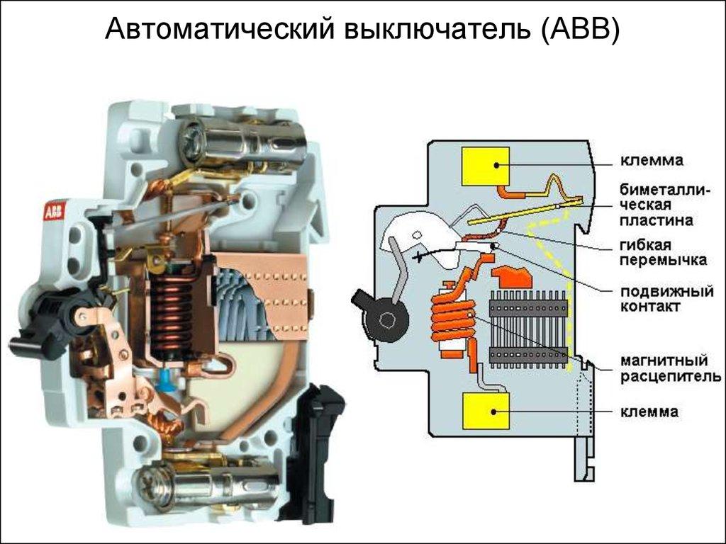 Дифференциальный автомат – принцип действия, схема подключения и назначение устройства (105 фото)