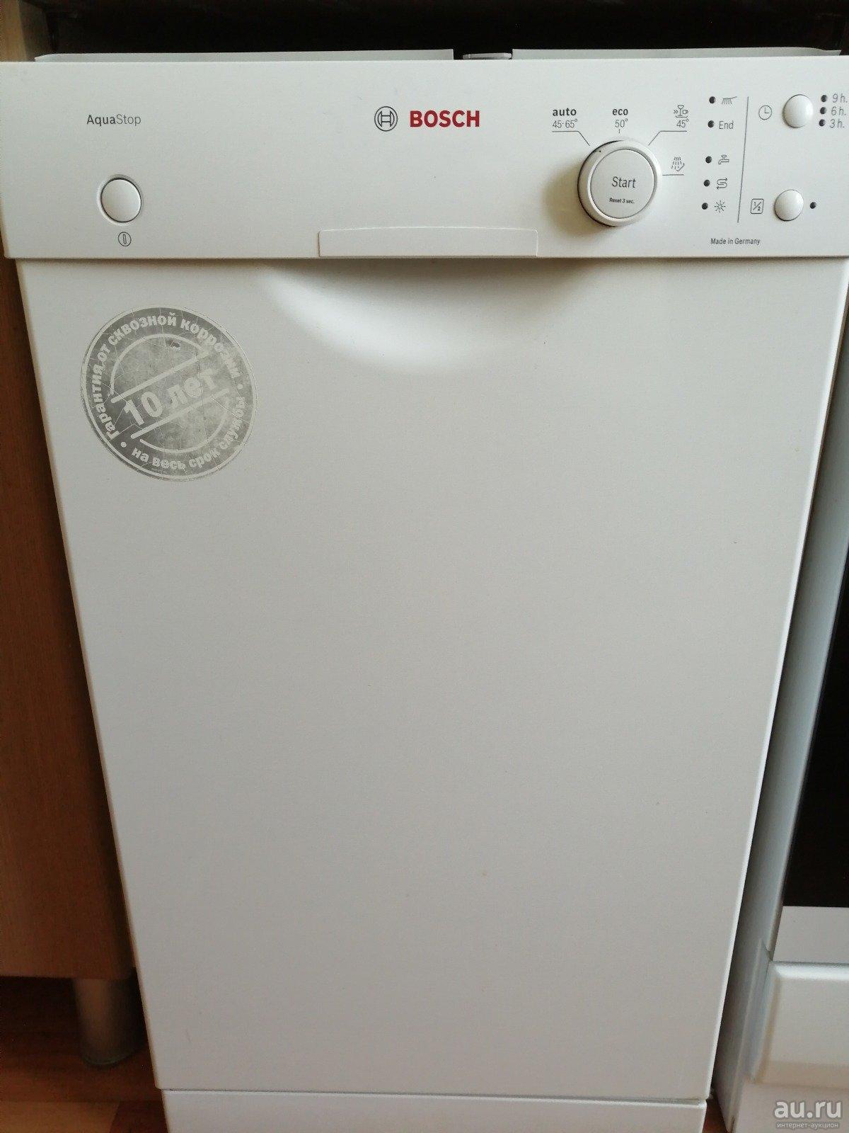 Посудомоечная машина bosch sps40e32ru - отзывы