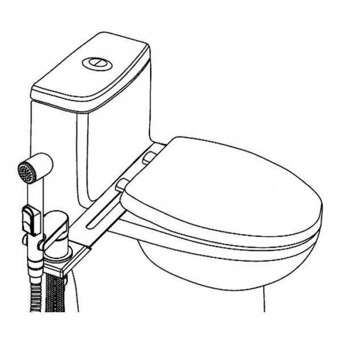 Что лучше - биде или гигиенический душ?