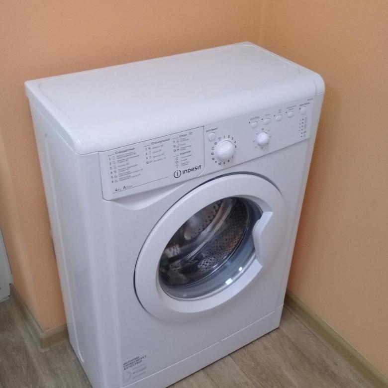 5 лучших стиральных машин indesit - рейтинг 2020