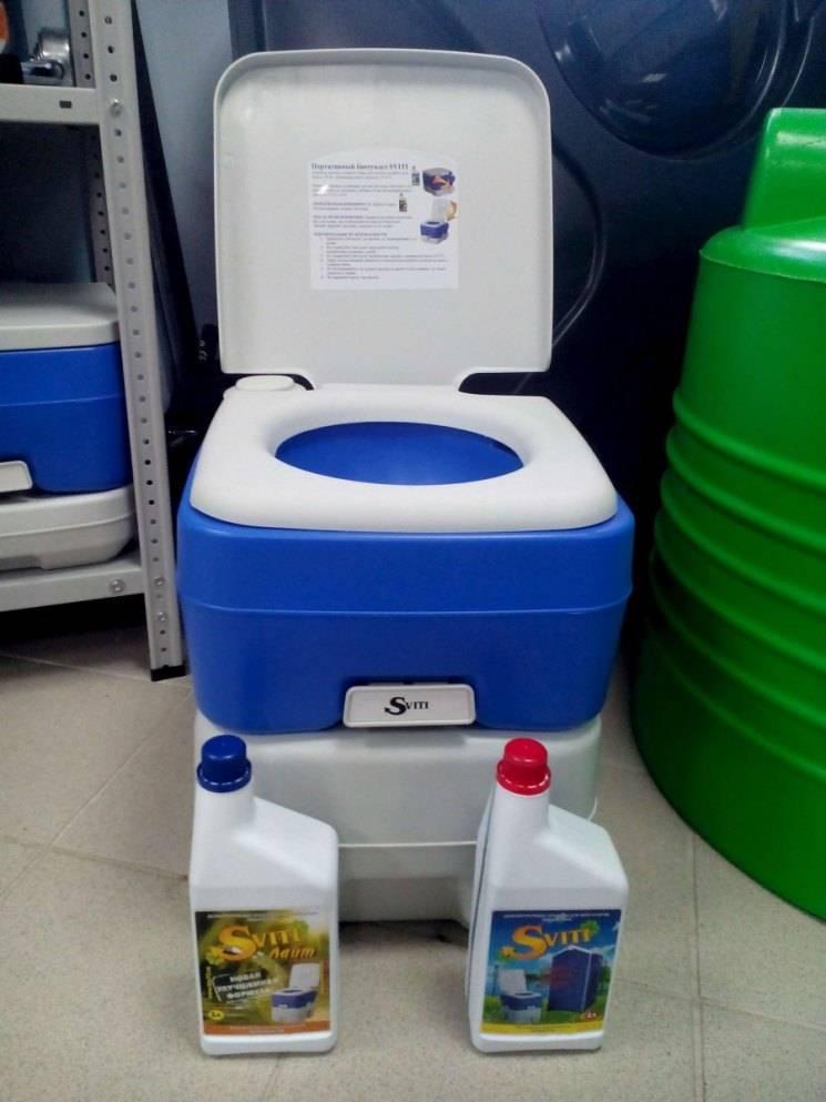 Как выбрать биотуалет для дачи: характеристики, отзывы, цены