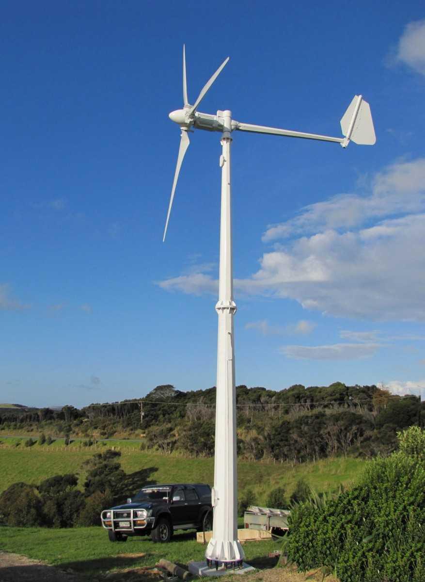 Ветровые электростанции: принцип работы, преимущества и недостатки