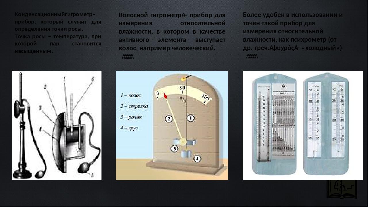 Прибор для измерения влажности воздуха: в помещении, квартире, виды, обзор, гигрометр, называется, и его температуры, психрометр, | ремонтсами! | информационный портал