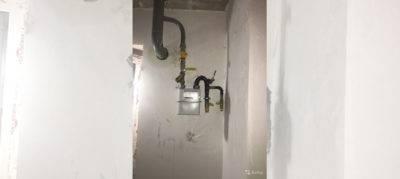 Самостоятельный перенос газового котла