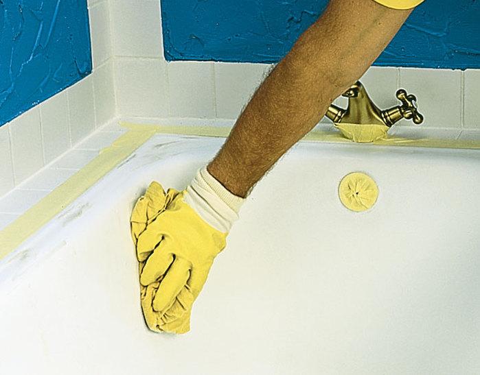 Чем лучше реставрировать ванну - эмалью или акрилом: плюсы и минусы методов, сравнение перед выбором   в мире краски
