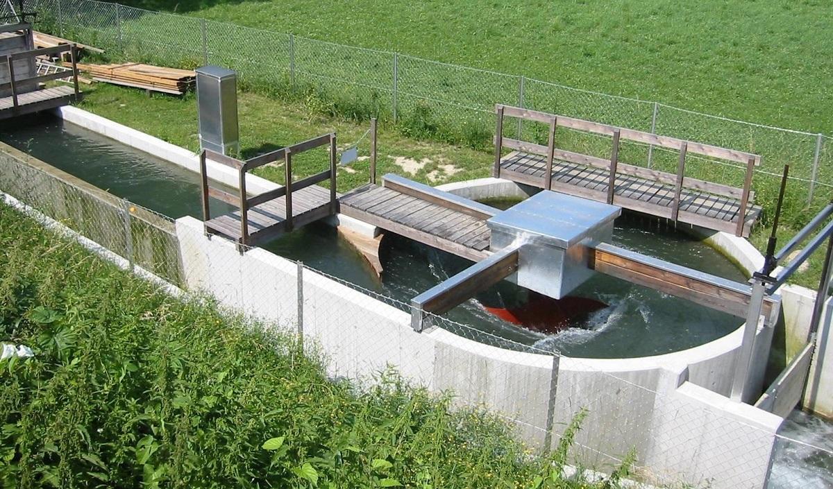 Нужна ли гидроэлектростанции плотина? — алтайский изобретатель предлагает строить бесплотинные мини-гэс из подручных материалов.