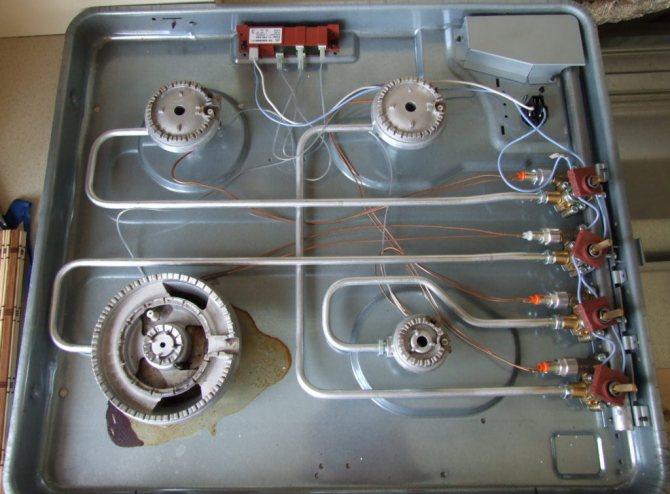 Почему тухнет духовка в газовой плите: основные причины и пути их решения