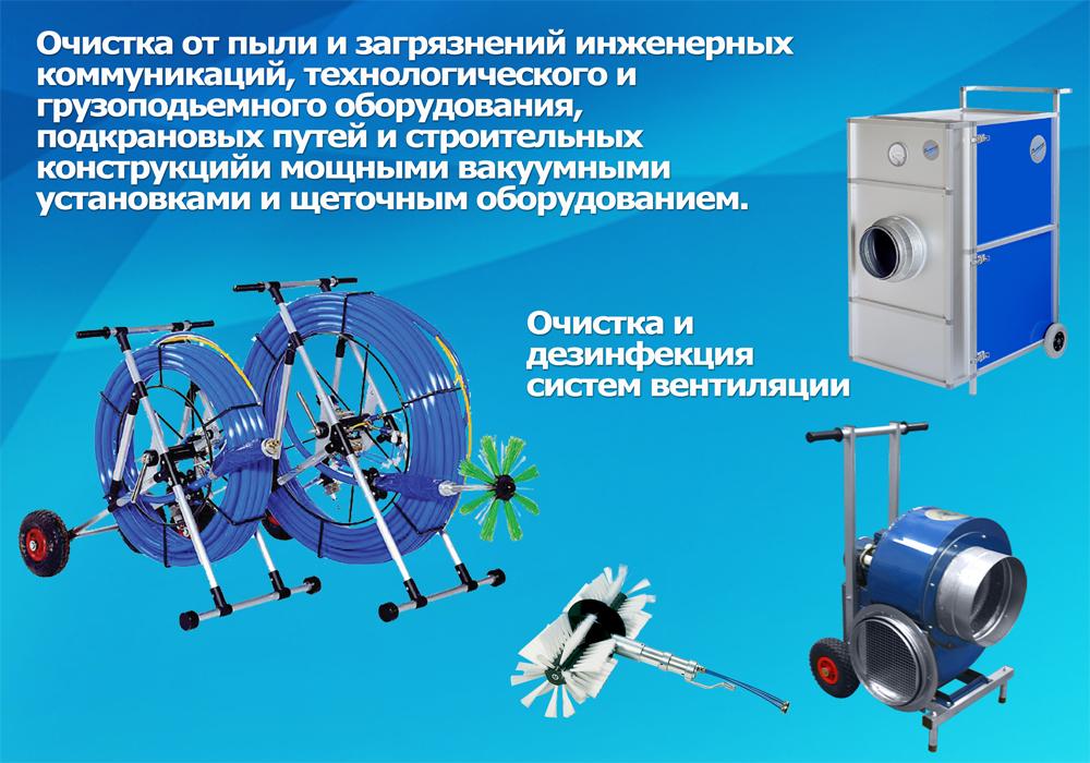 Правила эксплуатации промышленных вентиляционных систем и установок с инструкциями